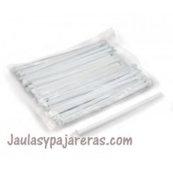 Palo plástico largo 38 cm