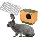 Accesorios jaulas conejos