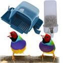 Accesorios jaulas pájaros